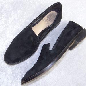 Vince Camuto Levilla Block Heel Loafers 6.5 Flats